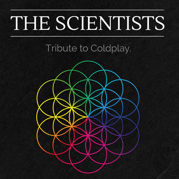 The Scientists - tribute to Coldplay