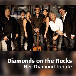 Diamond on the Rocks - Neil Diamond tribute