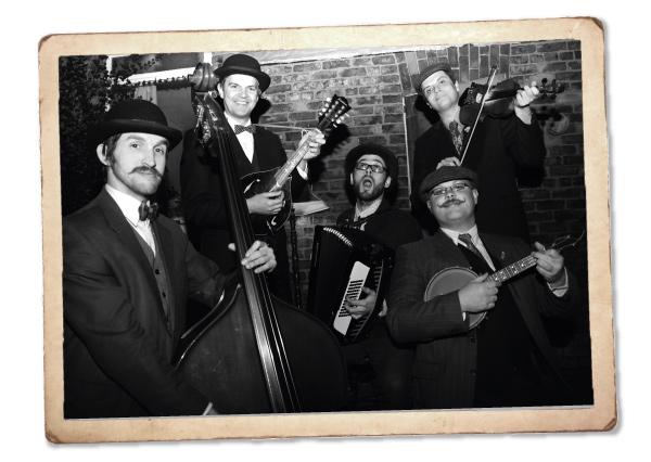 Dr. Butler's Hatstand Medicine Band