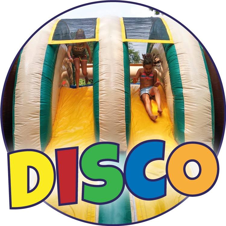 Indoor Speelstad Disco Editie